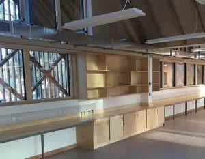 Bedales Art & Design Building 1