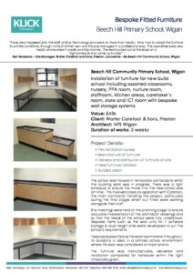 CASE STUDY Beech Hill Primary