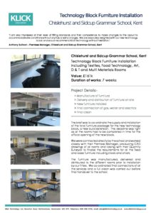 CASE STUDY Chislehurst & Sidcup