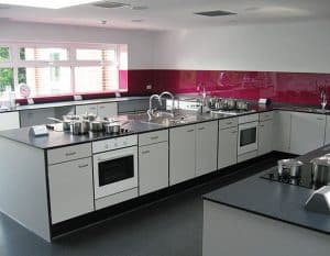 Food Tech Rooms Colour Scheme 1
