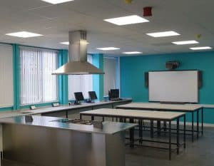 Food Tech Rooms Colour Scheme 2