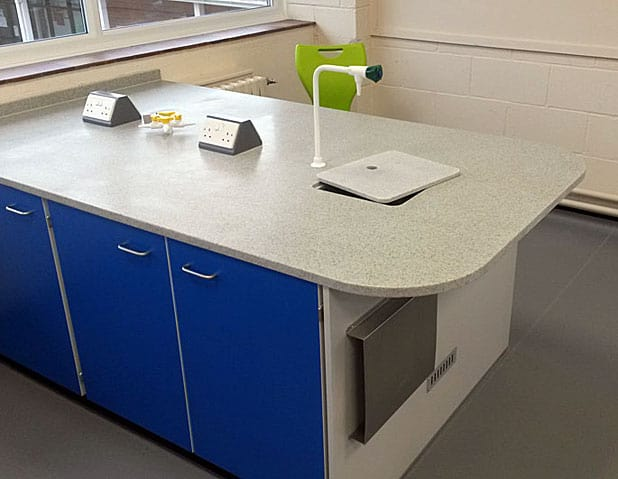 Further Ideas on Science Labs 1