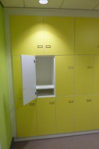 Lockers, Lime (10)