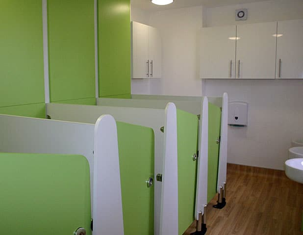 School Toilet Refurbishment 2