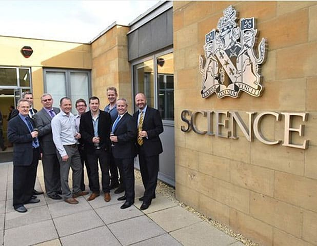 Science College Cheltenham 1