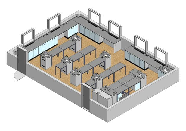 Science Labs With Built In Flexibility 1