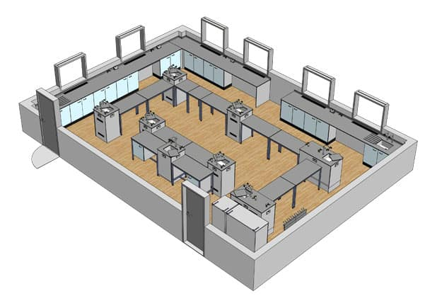 Science Labs With Built In Flexibility 2