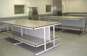 Clean room furniture