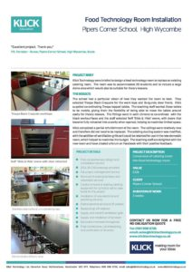 CASE STUDY Pipers Corner