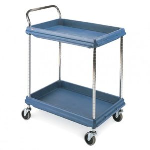 Metro Deep Ledge Cart 2 tier