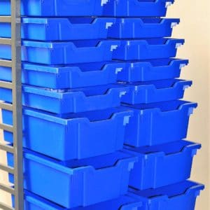 Superstack 36, with 10 Double & 16 Single Trays, No Castors, No MFC Top