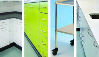 Klick Technology Bespoke Veterinary Furniture