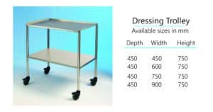 Dressing Trolley Final