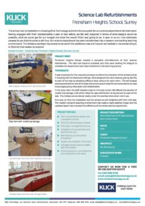 CASE STUDY Frensham Heights School