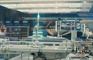 Tony Stark's Lab.