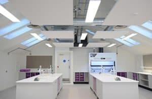 Tonbridge School Science Lab
