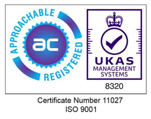 ISO 9001 Accreditation