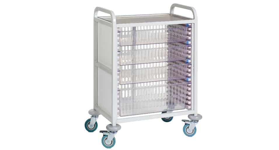 HTM71 Tray Trolleys