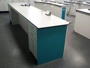 Trent College teaching desk