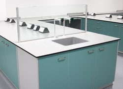 Laboratory Sink for research, industrial, university and medical laboratories.