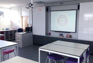Penrice Academy science laboratory furniture