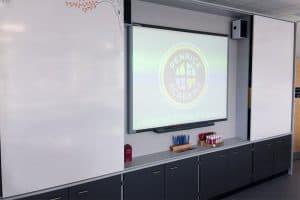 Penrice Academy Teaching Walll