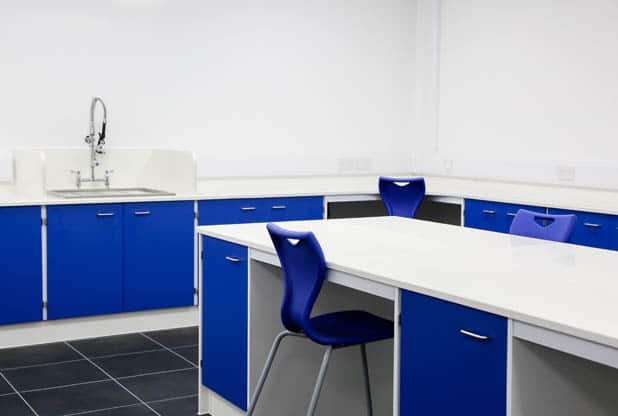 Healthcare Laboratory Furniture suitable for research