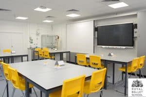 The Royal Ballet School - Science laboratory refurbishment