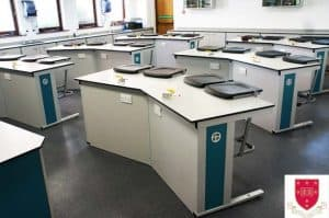 Trent College Nottingham - Laboratory Refurbishment