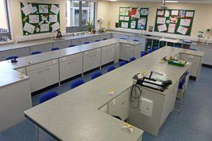 Biology Lab Design - Cheltenham College