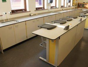 Biology Lab Design - Trent College, Nottingham