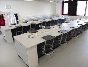 Laboratory Design for Charterhouse School