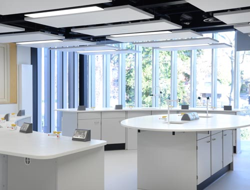 Science Lab Design - Tonbridge School, Kent