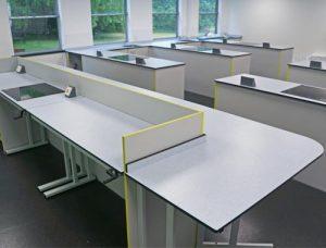 Special Needs Furniture for Schools - Food Technology Room Teachers Demo Desk