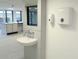 Laboratory Installation with IPS Unit