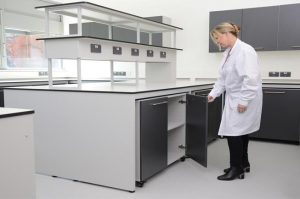 Research Laboratory Furniture for Kent University