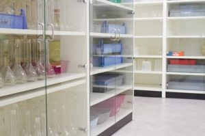 Bespoke Laboratory furniture design and construction