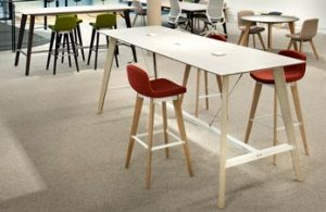 Furniture design suitable for laboratory breakout space