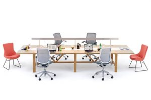 Furniture suitable for the laboratory office environment