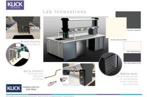 Lab Furniture Design Ideas - Klick Technology