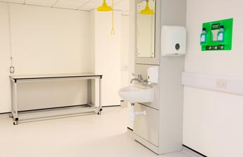Laboratory Furniture Design with Mobile Lab Table