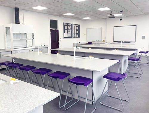 School Lab Design for Sale Grammar