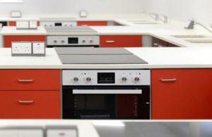 Food technology classroom design slider - St Georges