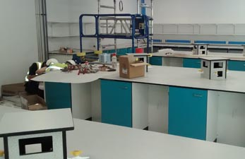 Laboratory Refurbishment University of York