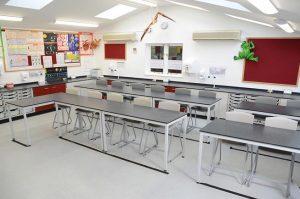 Primary School Furniture - Science Lab