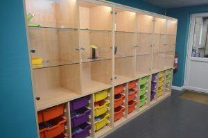 Primary School Furniture for Decluttering