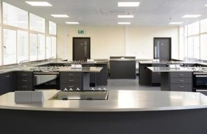 Stainless Steel Food Technology Furniture - Klick Technology