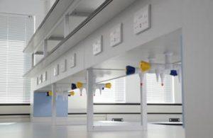 University Lab Refurbishment - Klick Laboratories
