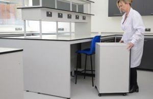 Mobile Lab Furniture - Klick Laboratories