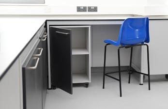 Mobile Laboratory Furniture - Klick Laboratories